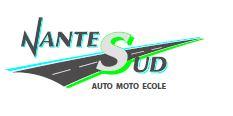 Nantes Sud auto moto école Logo